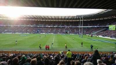 Murrayfield Stadium, section: East 5