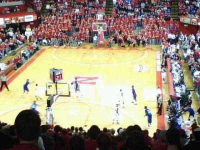 Bob Devaney Sports Center, section: C5