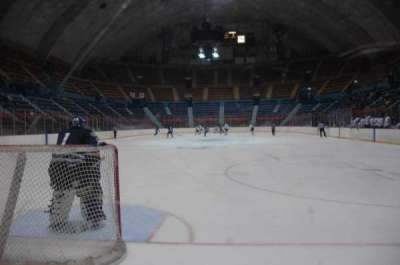 Hersheypark Arena, section: 113, row: 1, seat: 12