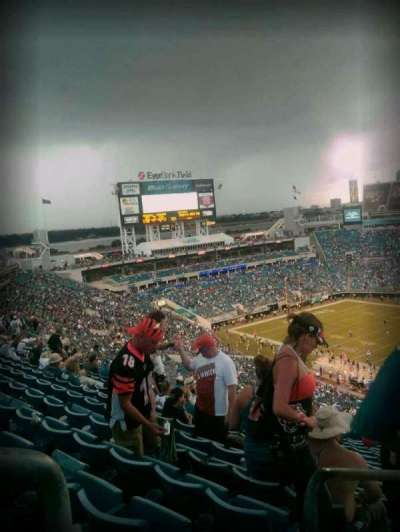 EverBank Field section 432