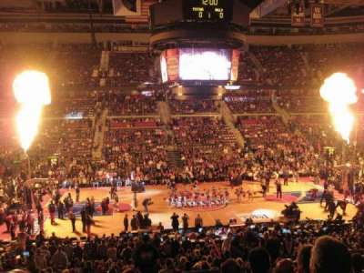 The Palace of Auburn Hills section 114