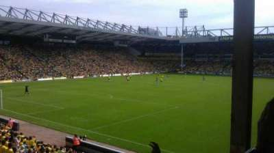 Carrow Road section Thorpe Corner (The Snakepit)