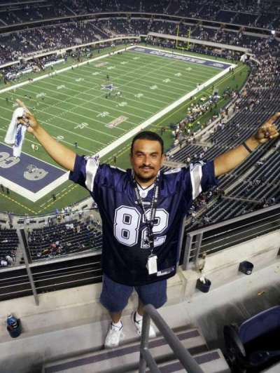 AT&T Stadium section 450