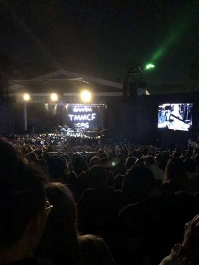 The Greek Theatre section B Right