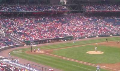 Nationals Park, section: 223, row: L, seat: 1
