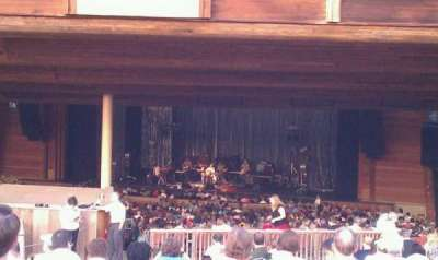 Wolf Trap, section: Lawn