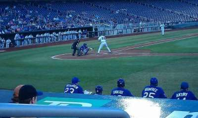 TD Ameritrade Park, section: 107, row: 10, seat: 17