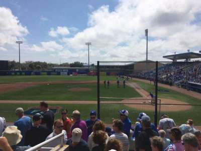 Florida Auto Exchange Stadium, section: 204, row: 4, seat: 11
