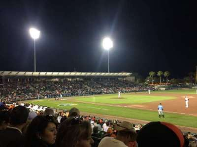 Ed Smith Stadium, section: 205, row: 3, seat: 3