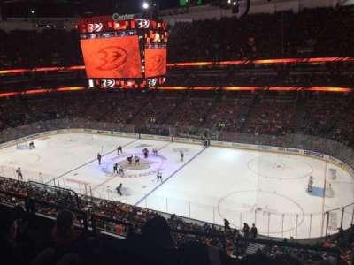 Honda Center, section: 430, row: D, seat: 7