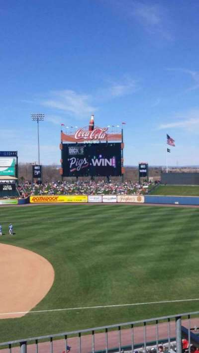 Coca-Cola Park, section: 202, row: C, seat: 15