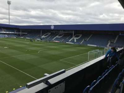 Loftus Road, section: Y2, row: C, seat: 199