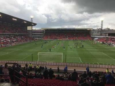 Oakwell Stadium section Ns3