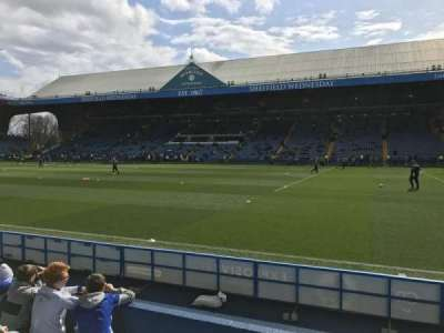 Hillsborough Stadium section North stand T1