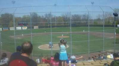 Crowder Field, section: GA