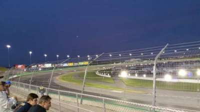 Kentucky Speedway section Grandstand 6C
