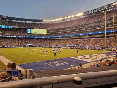 MetLife Stadium section 104