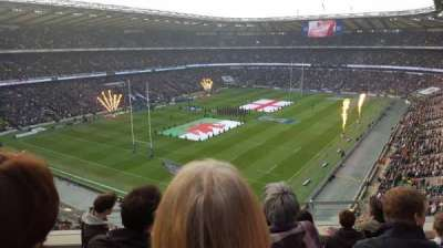 Twickenham Stadium section U41