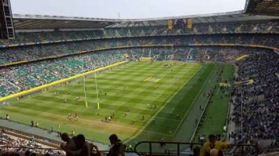 Twickenham Stadium section U16