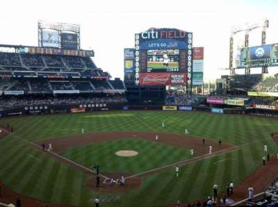 Citi Field section 318
