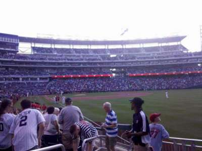 Nationals Park, section: 137, row: S, seat: 24