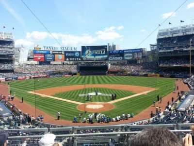 Yankee Stadium section 220B