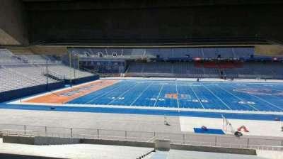 Albertsons Stadium, section: 24, row: T, seat: 33