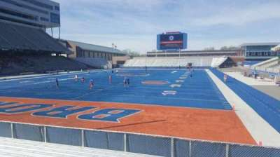 Albertsons Stadium, section: 32, row: J, seat: 7