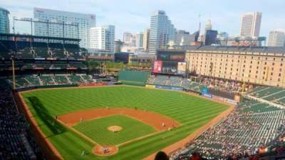 Oriole Park at Camden Yards section 334