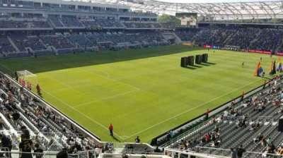 Banc of California Stadium, section: 228, row: L, seat: 2