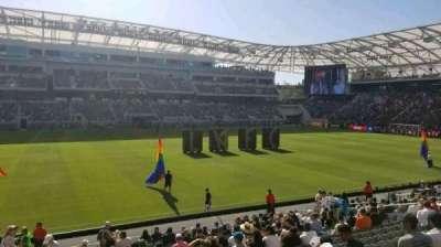 Banc of California Stadium, section: 115, row: T, seat: 23