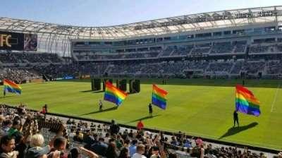 Banc of California Stadium, section: 110, row: U , seat: 1