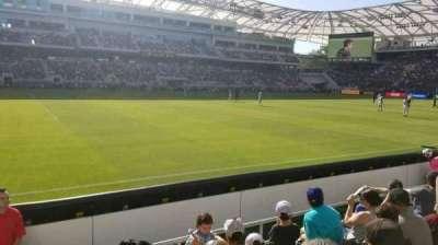 Banc of California Stadium, section: 116, row: D, seat: 24