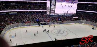 Amalie Arena section 318