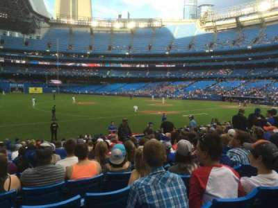 Rogers Centre, section: 130AR, row: 19, seat: 10