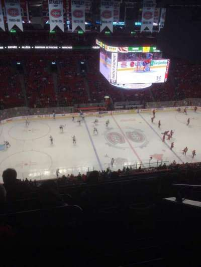 Centre Bell, section: 321, row: FF, seat: 1