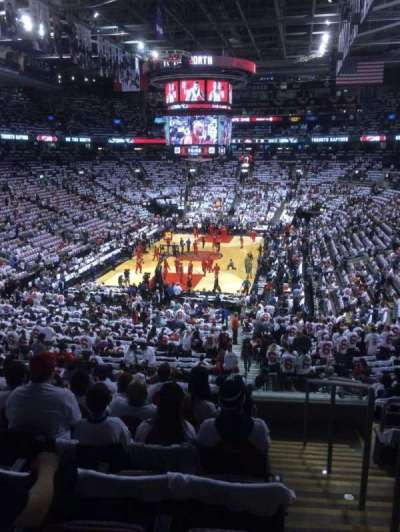Air Canada Centre, section: 102, row: 32, seat: 1