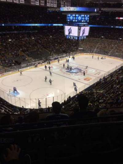 Air Canada Centre section 312