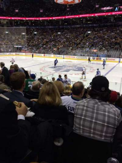 Air Canada Centre section 118