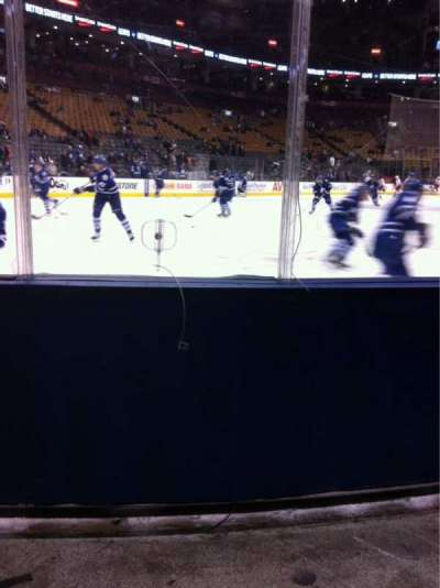 Air Canada Centre, section: 101, row: 5, seat: 1