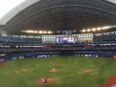 Rogers Centre, section: 223L, row: 4, seat: 108