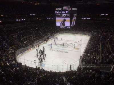 PPG Paints Arena, section: 226, row: A, seat: 10