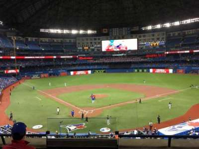 Rogers Centre section 223L