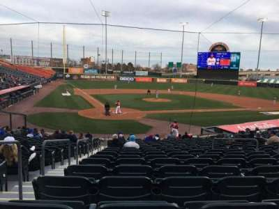 Coca-Cola Field section 106