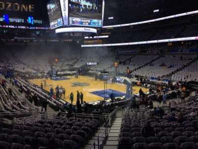 Amway Center, section: 111, row: 18, seat: 23