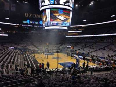 Amway Center, section: 111, row: 18, seat: 12