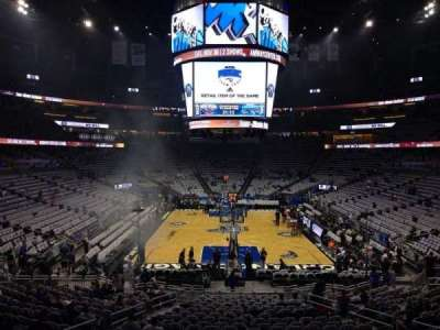 Amway Center, section: 110, row: 21, seat: 15