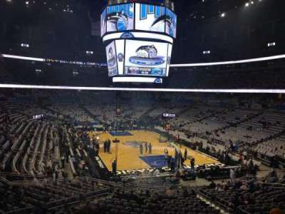 Amway Center, section: 202, row: 24, seat: 11
