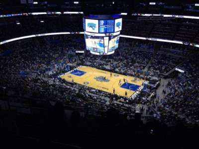 Amway Center section 206