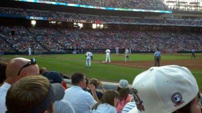 Turner Field section 119L